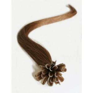 Asijské - evropského typu - Asijské vlasy barva č.6