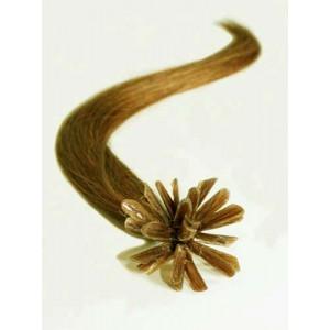 Asijské - evropského typu - Asijské vlasy barva č.8
