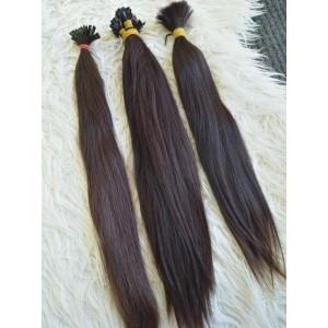Středoevropské vlasy - české výkupy (dražší) - Středoevropské vlasy barva č.3 - 4