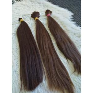 Středoevropské vlasy - české výkupy (dražší) - Středoevropské vlasy barva č.5 - 6