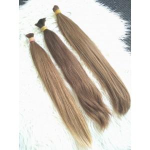 Středoevropské vlasy - české výkupy (dražší) - Středoevropské vlasy barva č.7 - 8