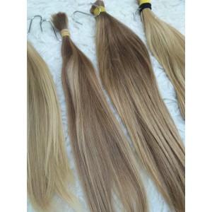 Středoevropské vlasy - české výkupy (dražší) - Středoevropské vlasy barva č.9 - 10
