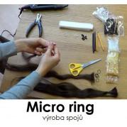 Video kurz výroba spojů micro ring