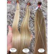 České vlasy - blond odbarvené (32)