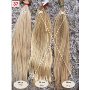 České vlasy - blond odbarvené (37)