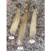 České vlasy - blond odbarvené (40)