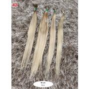 České vlasy - blond odbarvené (42)