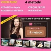 Video kurz 4 metody