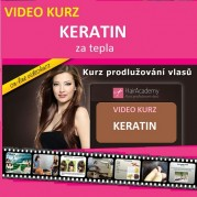 Video kurz keratin za tepla