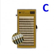 3D - W řasy C - 0,07mm Blink lash