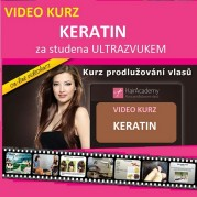 Video kurz keratin za studena ultrazvukem