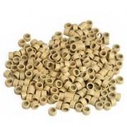 Micro ring BLOND  Průměr 4,5 mm/ 100 ks