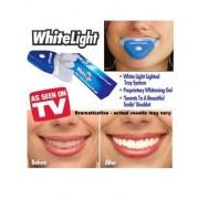 Sada na bělení zubů - WHITE LIGHT bílé zuby - zářivý úsměv