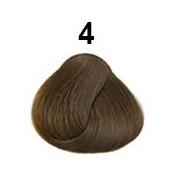 Středoevropské vlasy barva č.4
