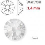 1 ks kamínek na zuby Swarovski čirý 1,4mm