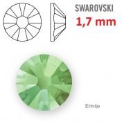 50 ks kamínek na zuby Swarovski erinite 1,7mm