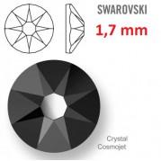 1 ks kamínek na zuby Swarovski Cosmojet 1,7 mm